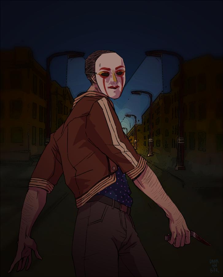 Providence St Murder by juunc0