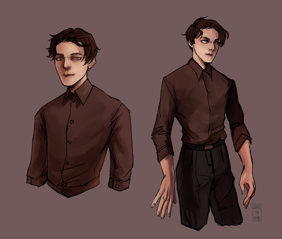 [character design] Jackie by juunc0