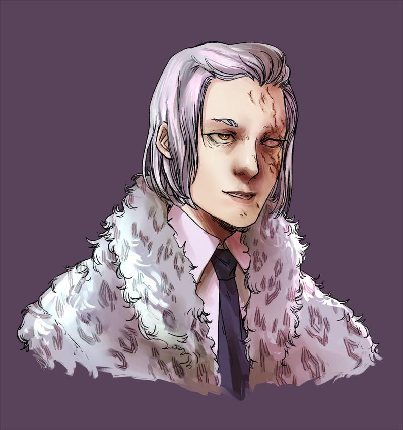 [commission] Dickie by juunc0