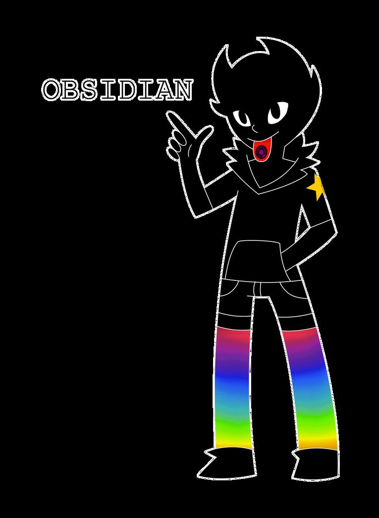 Obsidian Gemsonaaaaa by CoyNino