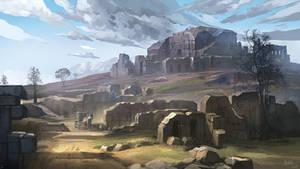 Ruins2 by zukang