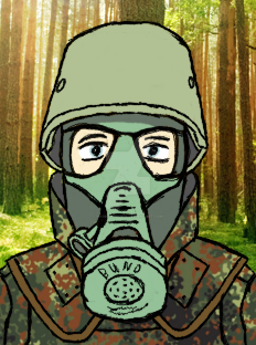 Bundeswehr Soldier with M2000 by HashtagDown