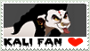 Kali Fan Stamp by EyesInTheDark666
