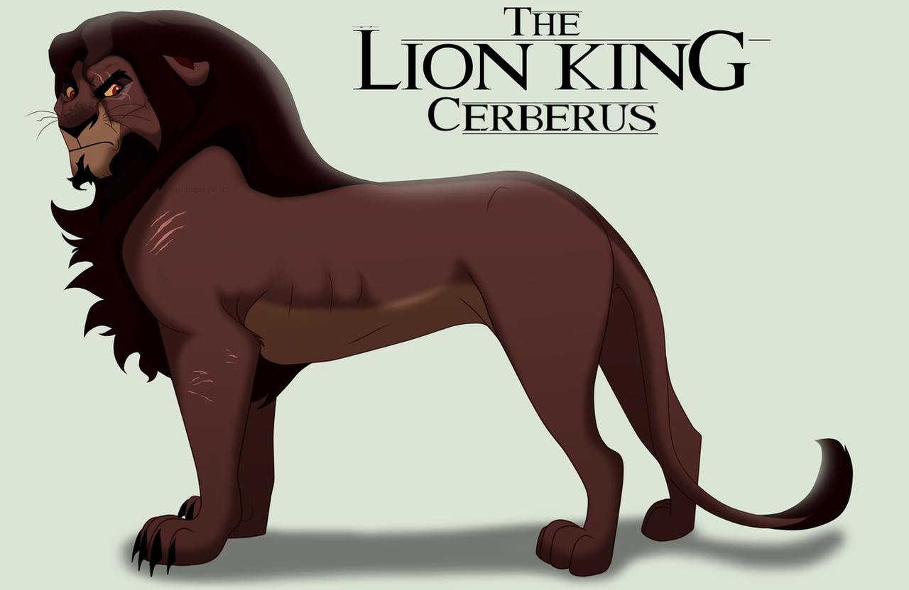Ceberus~ Father of Zira by EyesInTheDark666