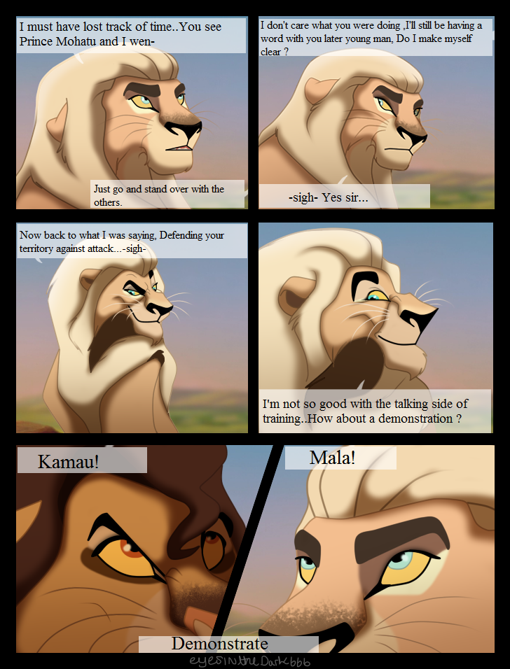 A Traitor To The King Page 48 by EyesInTheDark666