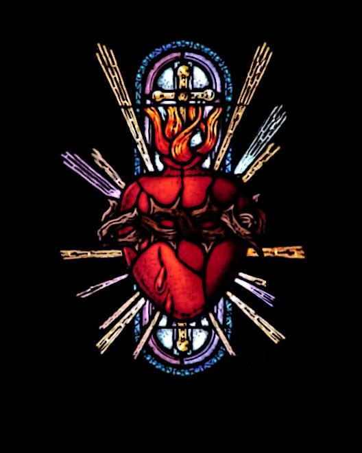 sacred heart tattoo by big skivies on deviantart. Black Bedroom Furniture Sets. Home Design Ideas