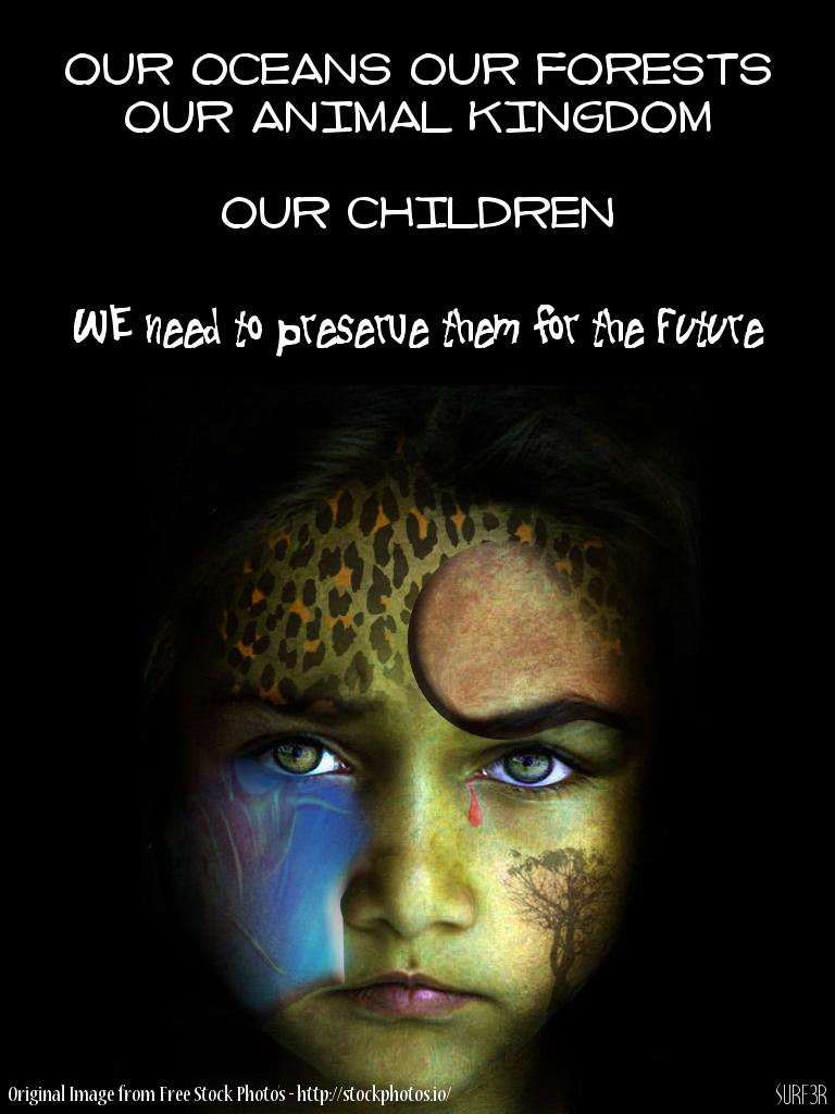 Preserve Our Future by GrahamSurferAndrews