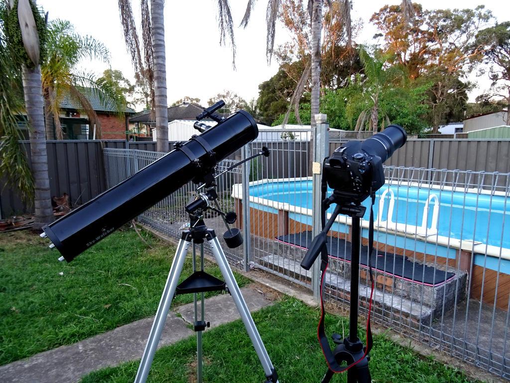 Astro setup by GrahamSurferAndrews