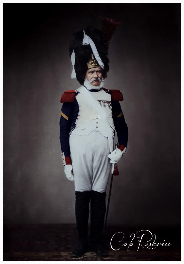 Napoleon Veteran by rostariu