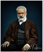 Victor Hugo by rostariu