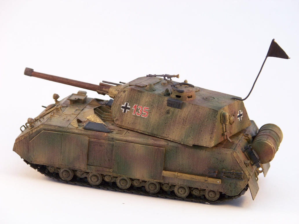 PanzerKampfwagen VIII *Maus* Mod. 1946 by Nixod321