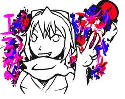 Izuna again and stuff.