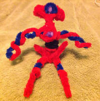 Pipe cleaner deoxys
