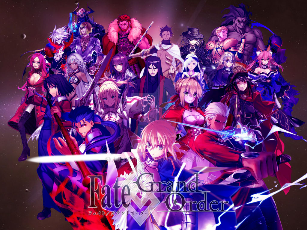 Fate Grand Order Wallpaper By Jjjj4rd On Deviantart
