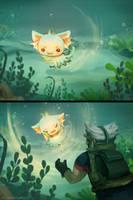 Poseidon's Legacy - Cathulu by ethe