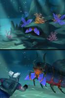 Poseidon's Legacy Apheloria by ethe