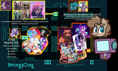 BronyCon 2019 Marketplace