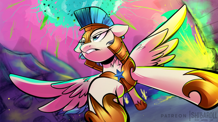 Changeling ATTACK!