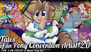 LIVE TALES OF AN PONY CONVENTION ARTIST 2.0  PANEL