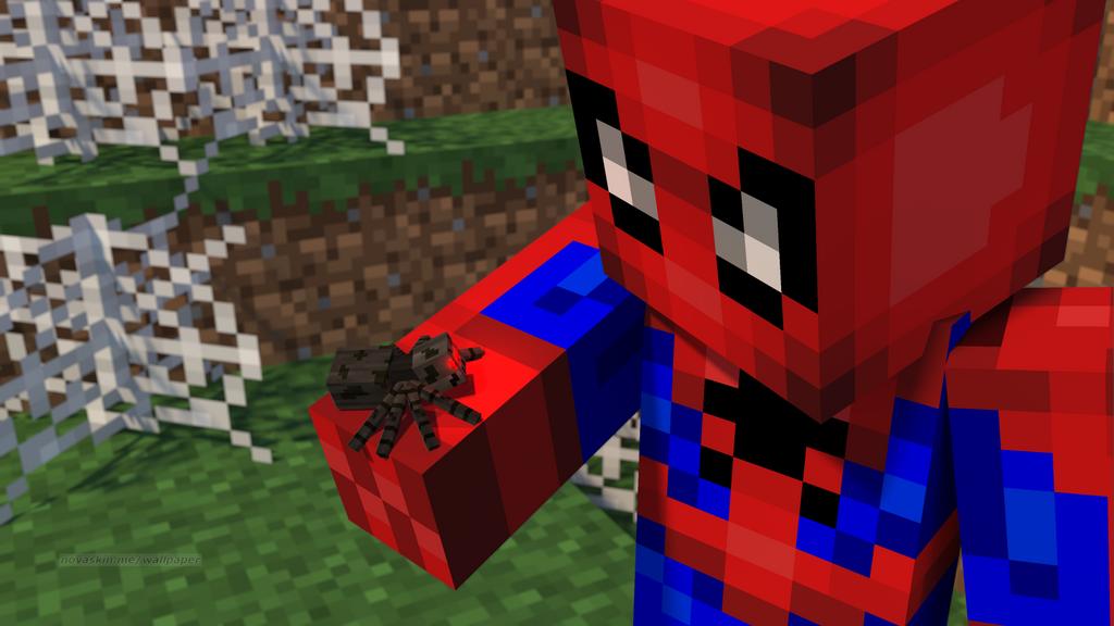 Скачать карту на майнкрафт новый человек паук