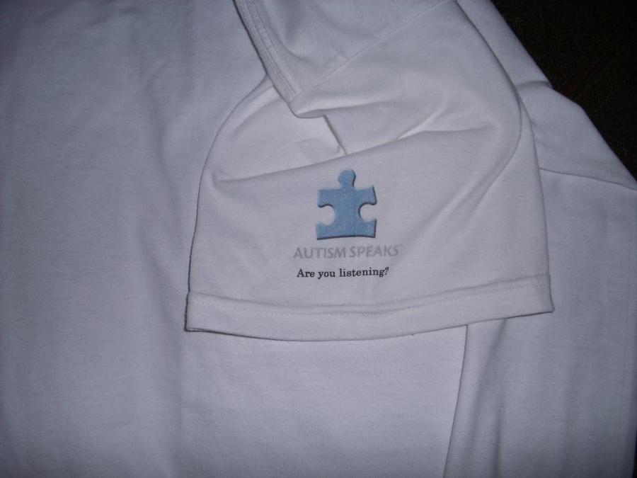 T-Shirt .:Left Sleeve:.