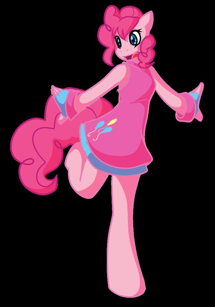 .:Pinkamena Diane Pie:. by MewgletheWolf