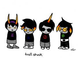trollstuck by ktjayne
