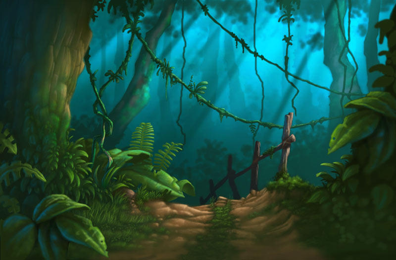 Forest by ZoranC