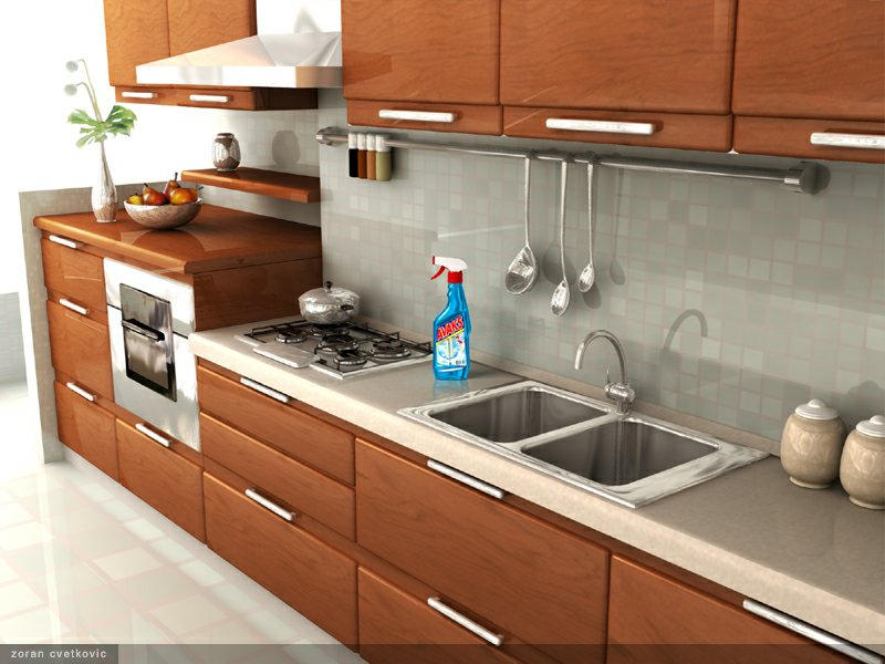Kitchen by ZoranC