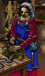 Eir - Goddess of  Healing