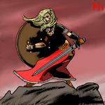 Saga - the Valkyrie