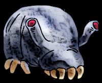 the Slug by PeKj