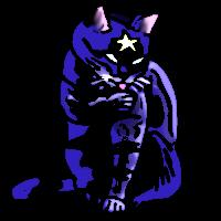 Cat by PeKj