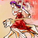 Freja Goddess of War and Death
