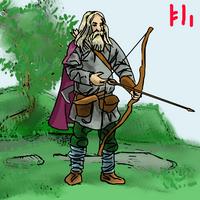 Viking Archer by PeKj