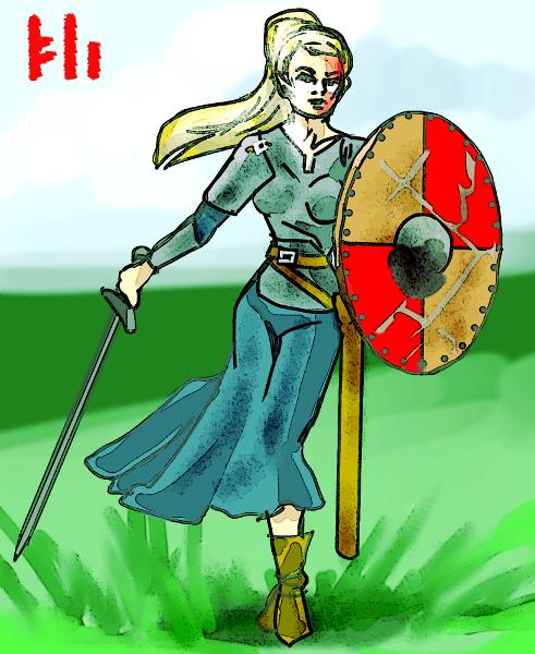 Another Valkyria by PeKj