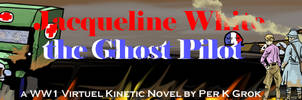 Jacqueline White and the Ghost Pilot by PeKj