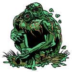Swamp Thing Creator Gone
