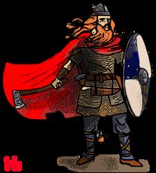 Ax viking by PeKj