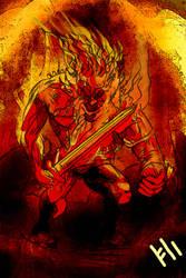 Surt Fire Jotunn
