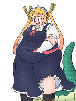 BBDM (Big Beautiful Dragon Maid)