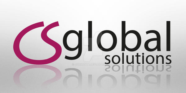 CS Global Solutions - Logo by johnatta