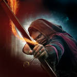 The Fire Arrow by DanielPriego