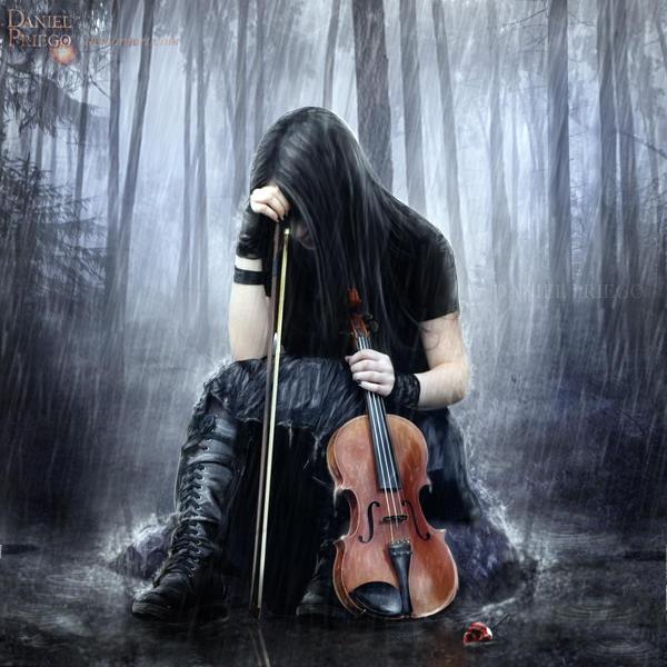 Emotional Rain by DanielPriego
