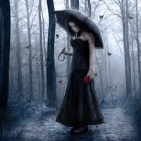 Falls Like Rain by DanielPriego