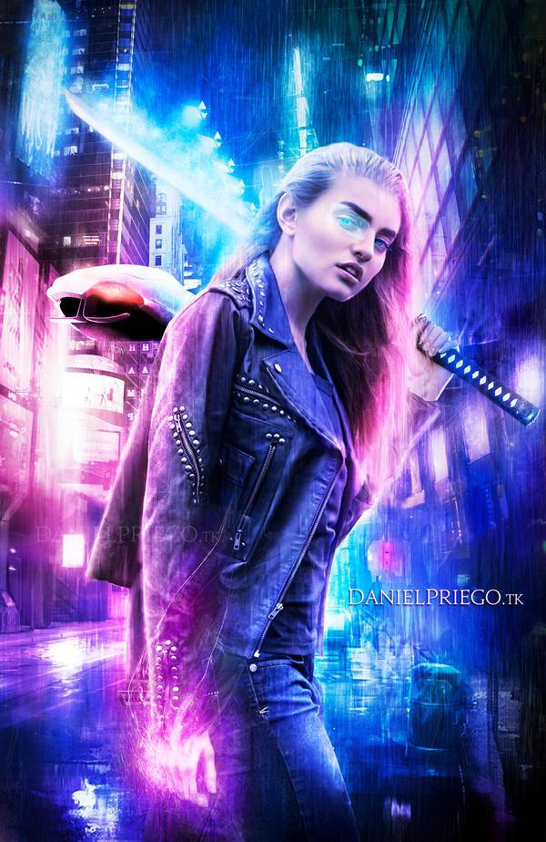 Blade: Lena by DanielPriego