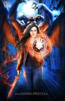 the Wizard Hunter by DanielPriego