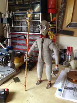 Stitchpunk 9 like doll part 15