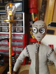 Stitchpunk 9 like doll part 16 by Wirecase