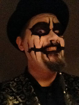 Halloween 2013, 2nd pic, Smile!